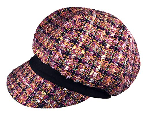 Flipside Hats Eco Cabbie Hat with Jersey Stretch Band (Yachats)