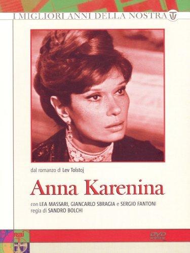 Anna Karenina (1974) (3 Dvd) by elisa cegani