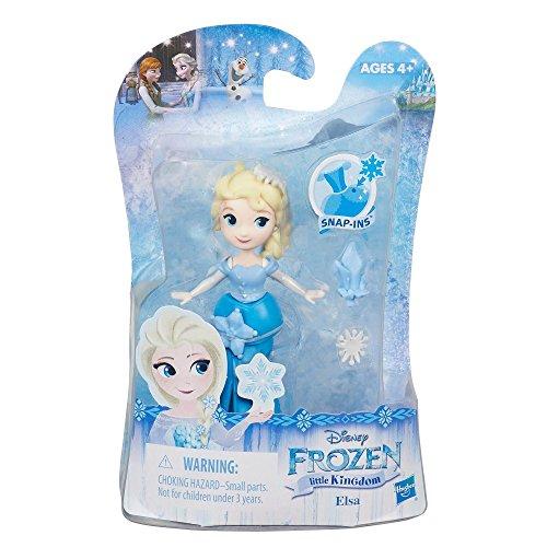 Frozen -Petite poupée ( Assorti )