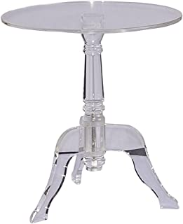 Best clear acrylic end table Reviews