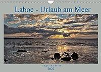 Laboe - Urlaub am Meer (Wandkalender 2022 DIN A4 quer): Die schoensten Seiten von Laboe an der Ostsee (Monatskalender, 14 Seiten )