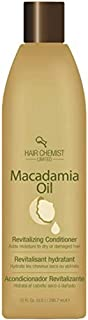Hair Chemist Macadamia Revitalizing Conditioner, 10 Ounce