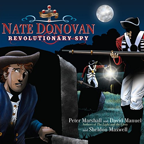 Nate Donovan audiobook cover art
