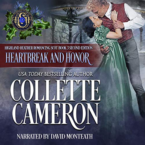 Heartbreak and Honor Audiobook By Collette Cameron cover art