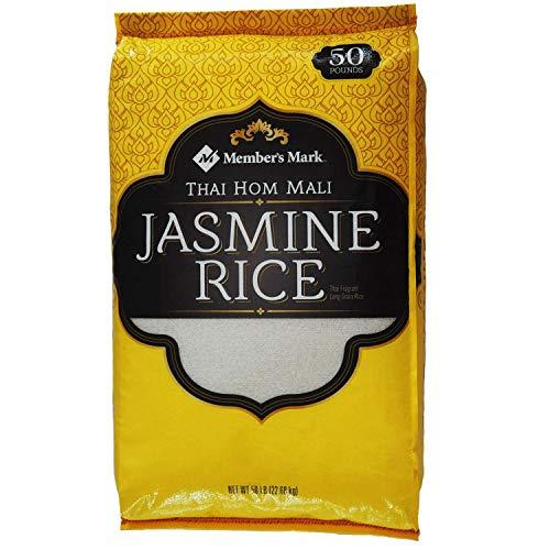 Member's Mark Thai Jasmine Rice (50 lb.) - SCL