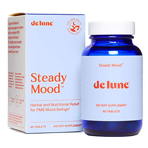 Steady Mood Natural PMS Relief by De Lune