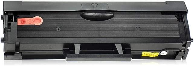 Compatible Samsung SL-M2060 M2060FW M2060NW M2060W Cartucho de tóner de Impresora láser (con Chip) Compatible con Cartucho de tóner Samsung MLT-D110S,Negro