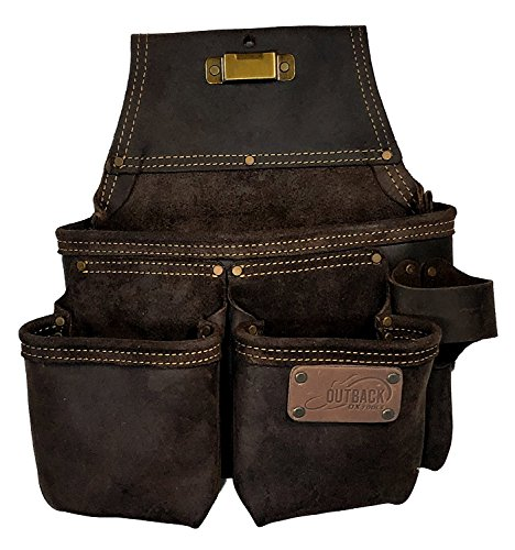 OX Tools Framer's Tool Bag | Oil-Tanned Leather