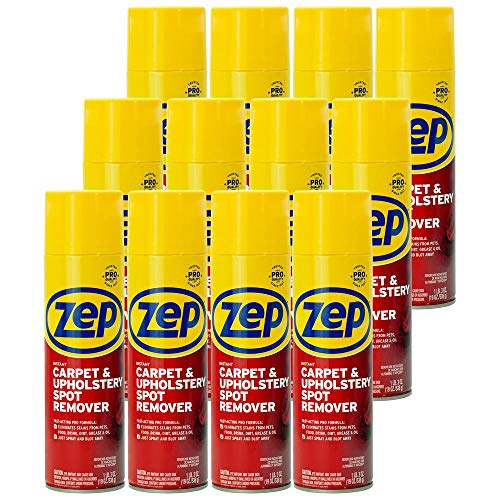 ZEP 19 oz. Instant Spot and Stain Remover (Case of 12)
