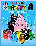 La Famille Barbapapa Coloring Book: Un anniversaire haut en couleurs