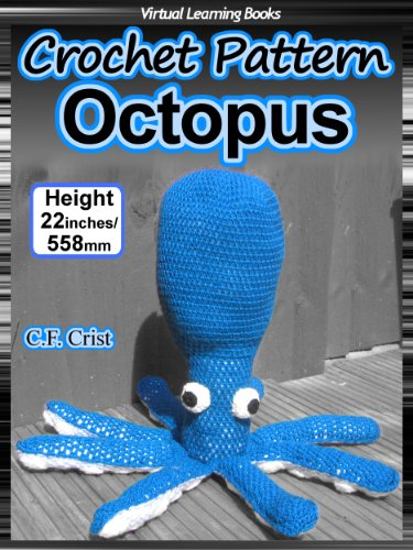 Crochet Giant Octopus Best Tutorials Patterns Videos   500x375