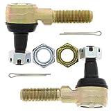 All Balls Racing 51-1028 Tie Rod End Kit, metallic...