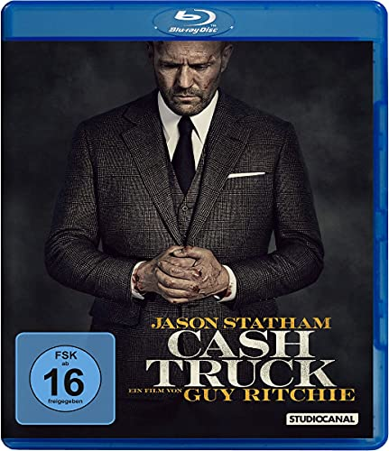 Produktbild von Cash Truck [Blu-ray]