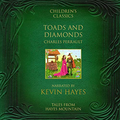 Toads and Diamonds: Tales from Hayes Mountain audiobook cover art
