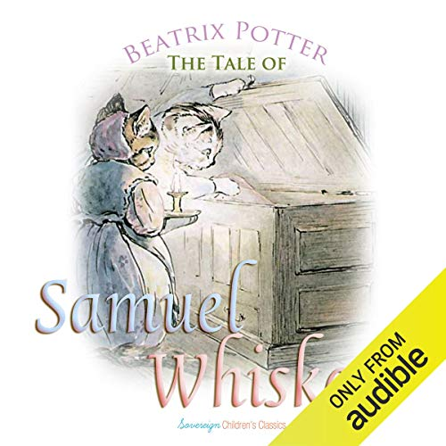 The Tale of Samuel Whiskers audiobook cover art
