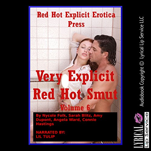 Very Explicit Red Hot Smut, Volume 6 cover art