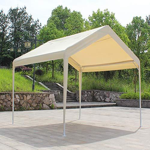 Zhyaj 3 X 3M BBQ Gazebo Shelter - 100% Impermeable Carpa Carpa Plegable - Patio/Jardín Refugios Y Gazebos,Beige,3x3M