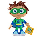 Super Why Plush - Super Why Whyatt 10 Inch Plush Toy Doll - Officially Licensed PBS Educational Toy for Children