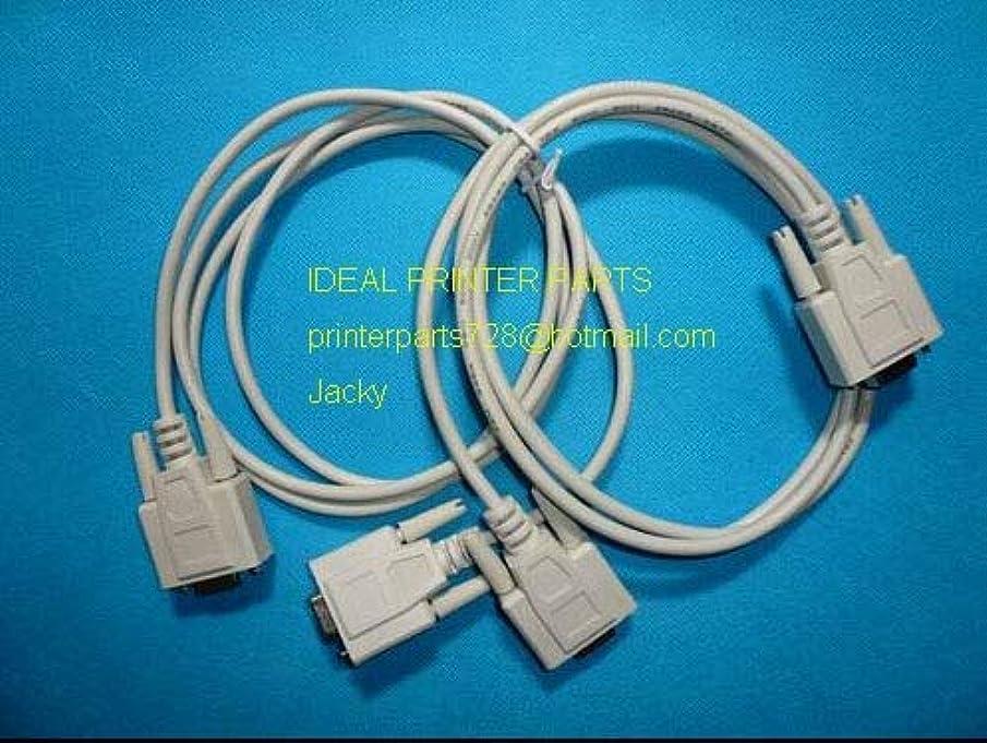 Printer Parts Yoton New Original Serial Port Cable for OLIVETTI PR2 PR2E PR2 Plus PASSBOOK Printer Serial Cable