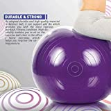 Zoom IMG-1 spftoy palla svizzera da ginnastica