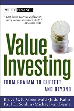Value Investing: From Graham to Buffett and Beyond (Wiley Finance Book 82)