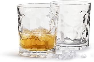Sagaform 5017686 Club old fashion glass, 2 pack, Clear