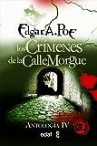 Los címenes de la calle morgue (Icaro) (Spanish Edition)