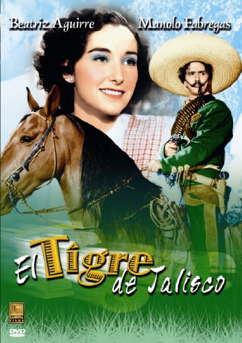 El Tigre de Jalisco [Reino Unido] [DVD]