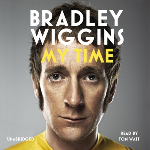 My Time audiobook cover art