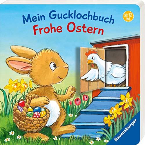 Mein Gucklochbuch: Frohe Ostern