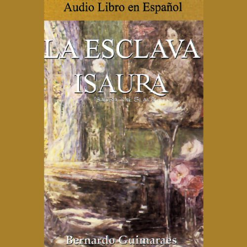 La Esclava Isaura audiobook cover art