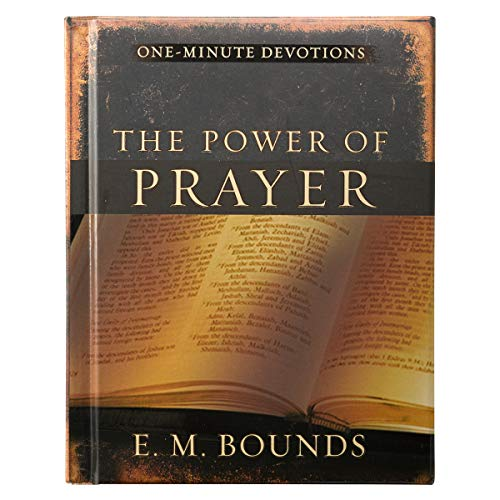 The Power of Prayer: One-Minute Devotions