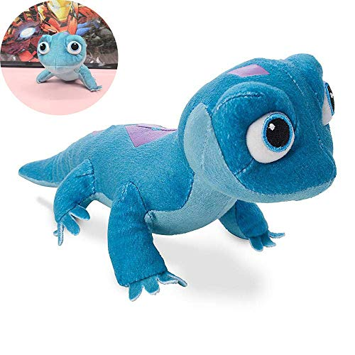 TOPCOMWW Fire Lizard Wristie Plush Toy,Salamander Plush