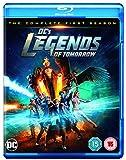 Dc'S Legends Of Tomorrow: The Complete First Season [Edizione: Regno Unito] [Reino Unido] [Blu-ray]