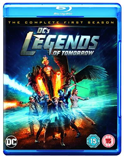 Dc'S Legends of Tomorrow: The Complete First Season [Edizione: Regno Unito] [Blu-Ray] [Import]