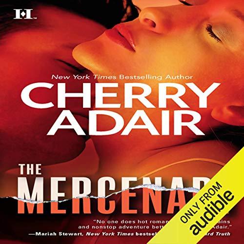 The Mercenary audiobook cover art