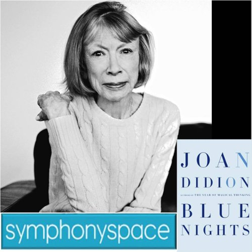 Thalia Book Club: Joan Didion's Blue Nights audiobook cover art