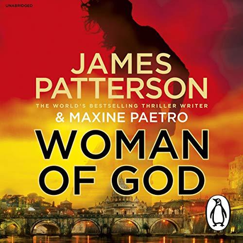 Woman of God audiobook cover art