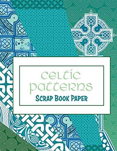 Celtic Patterns: Scrap Book Paper