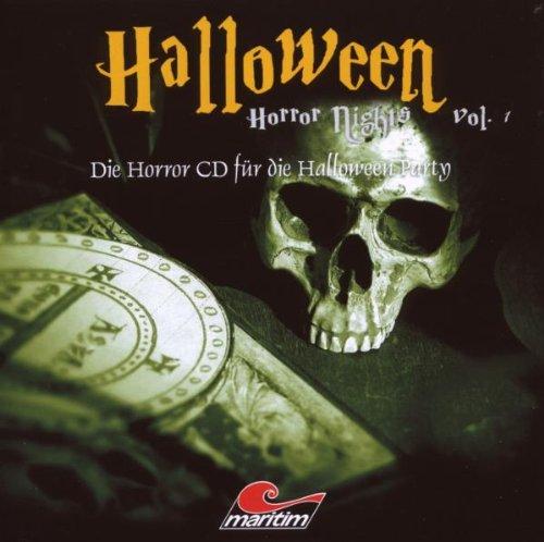 Halloween Horror Night'S Vol.1
