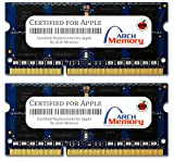 Arch Memory Replacement for Apple 8 GB (2 x 4 GB) 204-Pin DDR3 So-dimm RAM for MacBook Pro Mid-2009 Models MC226LL/A MC226LL/A