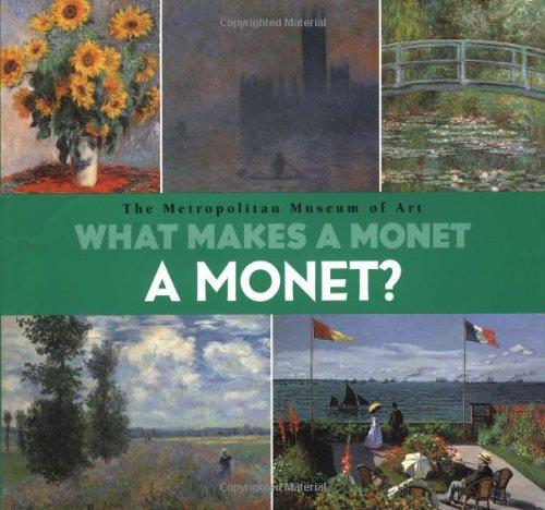 What Makes a Monet a Monet?