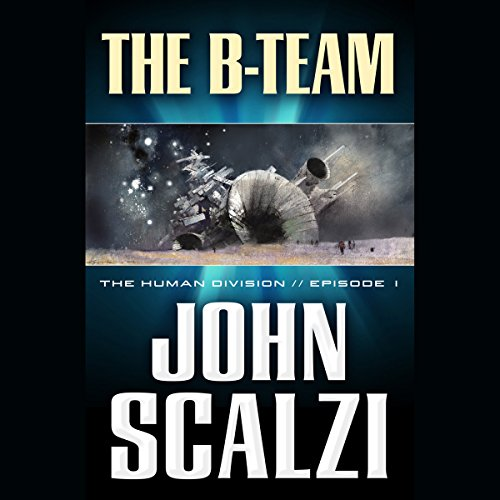 The B-Team audiobook cover art