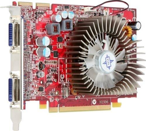 MSI ATI Radeon R4670 Grafikkarte (PCI-Express, 512MB GDDR3 Speicher, Dual DVI, 1 GPU)