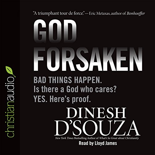 Godforsaken audiobook cover art