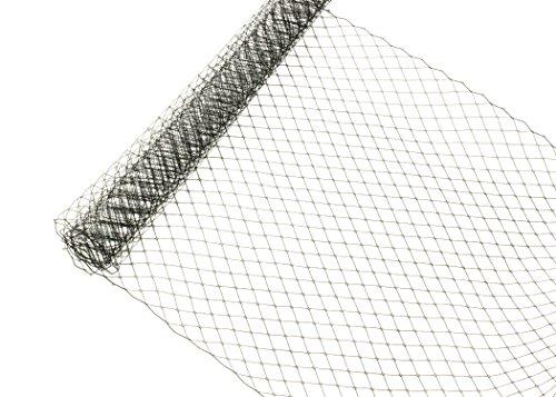 Russian Birdcage Veil Millinery Netting 10' Wide -...