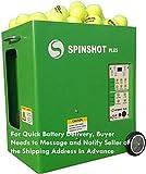Spinshot Plus Tennis Ball Machine (Best Model for an Intermediate...
