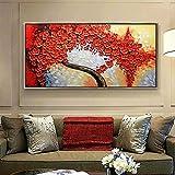 Murales Lienzo Abstracto  Pintura Al Óleo Moderna, Decoración del Hogar, Que Viven Pinturas De Las Habitaciones, Pintado A Mano, Sin Enmarcar Pintura al óleo