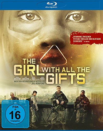 The Girl with all the Gifts [Blu-ray] (Blu-ray)
