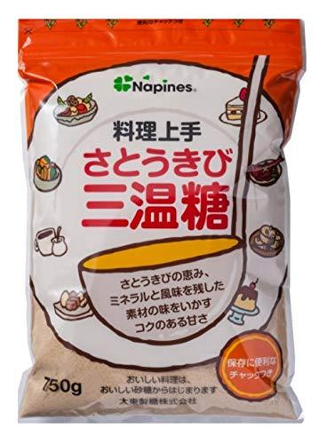 大東製糖『料理上手さとうきび三温糖』